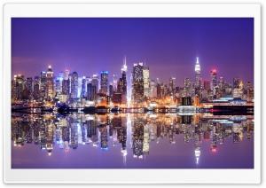 Hong Kong Reflection