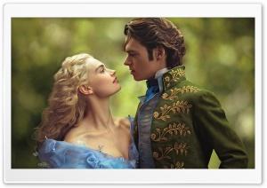 Cinderella and Prince 2015