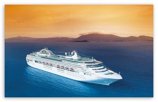 Download Cruise UltraHD Wallpaper