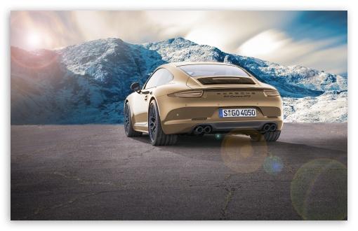 Download Porsche Ice UltraHD Wallpaper