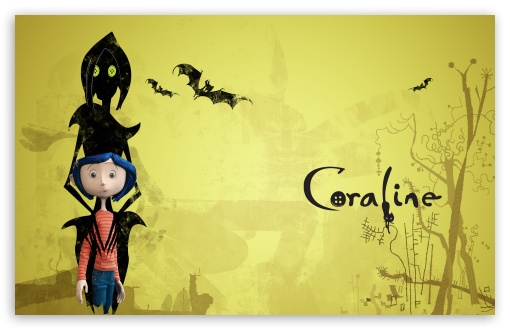 Download Dakota Fanning In Coraline I UltraHD Wallpaper