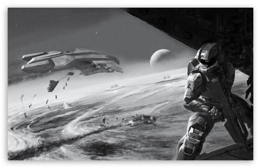 Download Halo Reach UltraHD Wallpaper