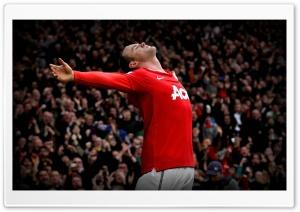 Wayne Rooney Manchester United