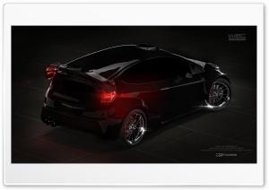 3D Modeling - Ford Fiesta -...