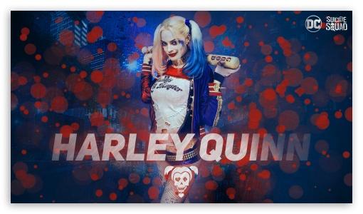 Download Harley Quinn - Suicide Squad UltraHD Wallpaper
