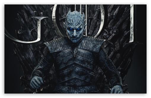 Download Game of Thrones Season 8 2019 Night King -... UltraHD Wallpaper