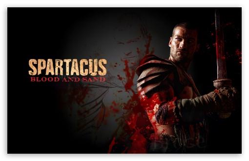Download Spartacus UltraHD Wallpaper