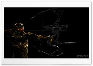 Crysis 3 Wallpaper Golden...