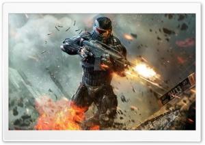 Crysis 2 Shooter Video Game