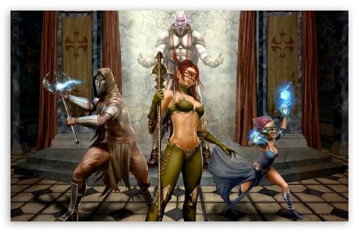 Download Fantasy Girl 44 UltraHD Wallpaper