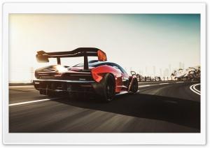 McLaren Sports Car Road