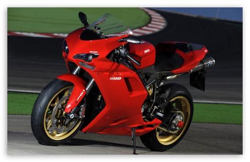 Download Ducati 1098 Superbike 7 UltraHD Wallpaper