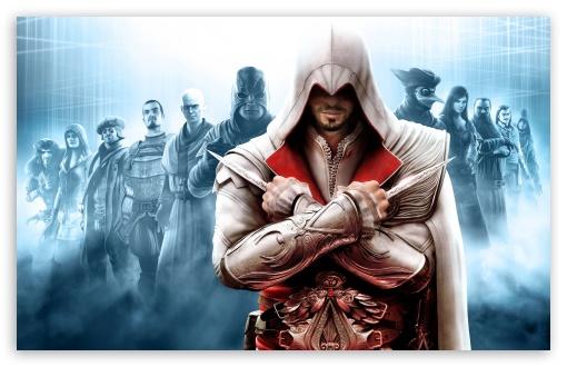 Download Assassins Creed 3 Brotherhood UltraHD Wallpaper