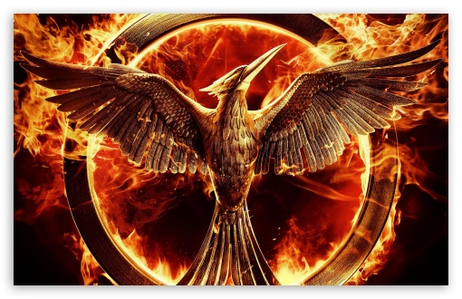 Download The Hunger Games Mockingjay Part 1 UltraHD Wallpaper
