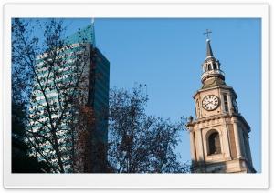 Iglesia-Santiago Chile