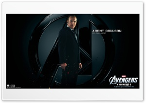 The Avengers Agent Coulson