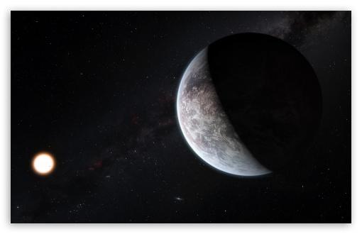 Download Super Earth UltraHD Wallpaper