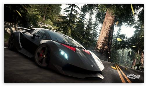 Download Need for Speed Rivals Lamborghini Sesto Elemento UltraHD Wallpaper