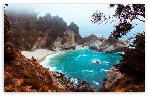 Download Beach Nature UltraHD Wallpaper