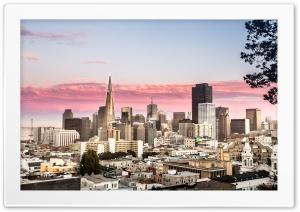 San Francisco City FiDi
