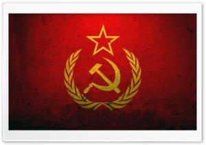 Grunge Flag Of The Soviet Union