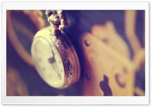 Pocket Watch Hanging
