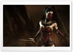 Mortal Kombat, Mileena