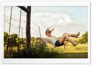 Girls Swing