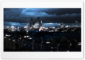 Moscow city 2015 ART.IRBIS...
