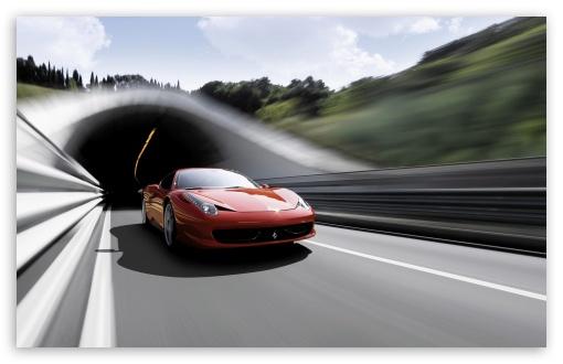 Download Ferrari UltraHD Wallpaper