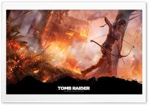 Tomb Raider (2013 Video Game)