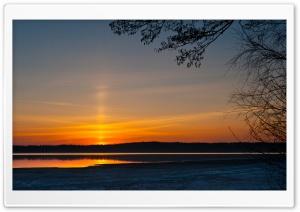Sunrise, Littoistenjarvi...
