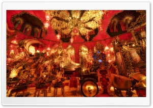 The Red Room, House On The Rock