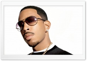 Rapper Ludacris
