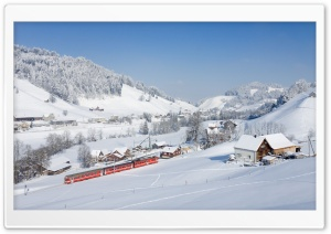 Appenzell Railways in a...