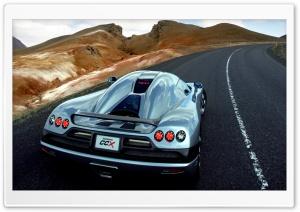 2006 Koenigsegg CCX Rear...