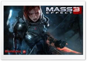Mass Effect 3 Video Game