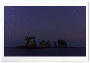 Night Sky Japan