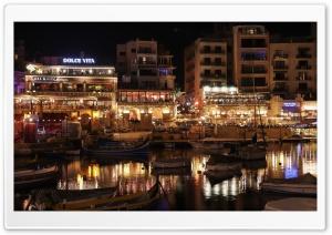 Malta St. Julians Bay