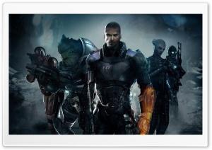 Shepard & his Team