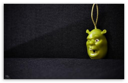 Download Shrek Key Holder UltraHD Wallpaper
