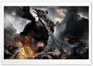 Darksiders Horsemen