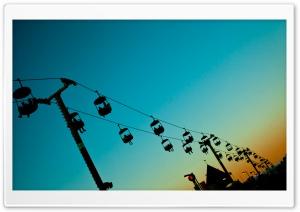 Santa Cruz Boardwalk Sky Ride