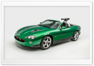 Jaguar XKR Convertible 007...