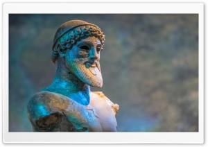 Poseidon, God of the sea,...