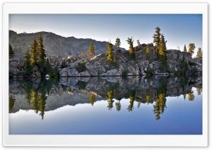 Dawn, Seavey Pass, Yosemite...