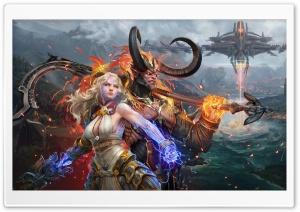 Skyforge game, Demon and Divine