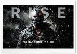 The Dark Knight Rises Bane 2012