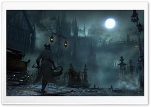 Bloodborne 2015 Game Screenshot
