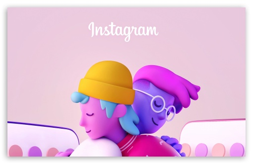Download Instagram UltraHD Wallpaper